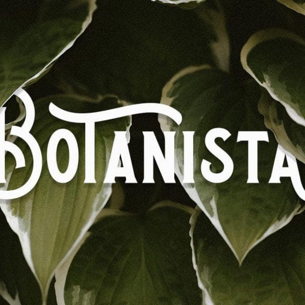 Botanista Cover