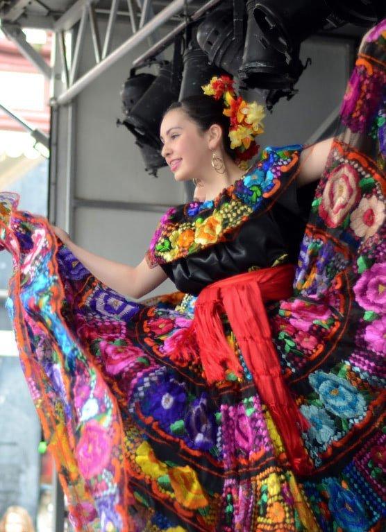 Latincouver Dancer