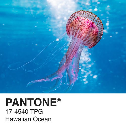 Pantone DPI Hawaiian Ocean